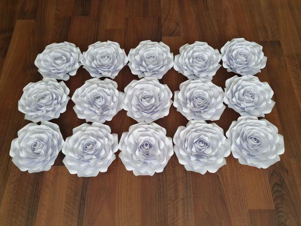 Kwiaty z papieru Chanel 23cm