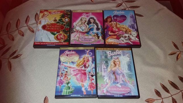 Bajki DVD Barbie