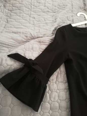 Czarna sukienka Orsay r. M/L