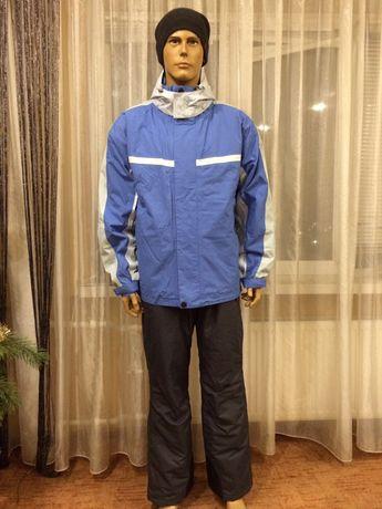 Лыжный мужской термо костюм, р.54, лыжная куртка, лыжные штаны