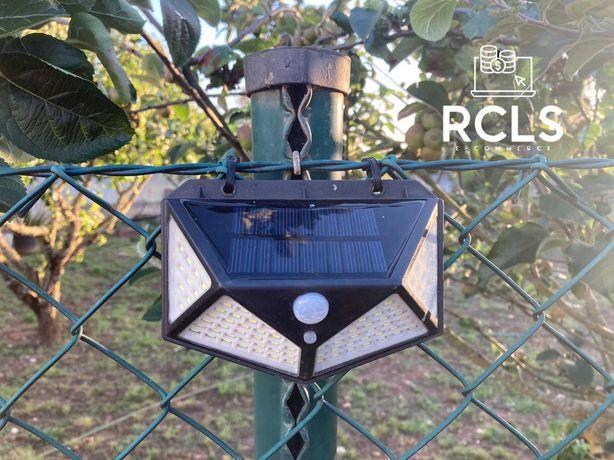Luz Solar para Exteriores (c/ sensor movimento)