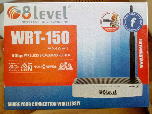 Router 8level WRT-150