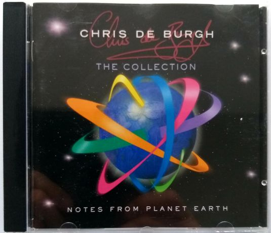 Chris De Burgh Notes From Planet Earth 2001r