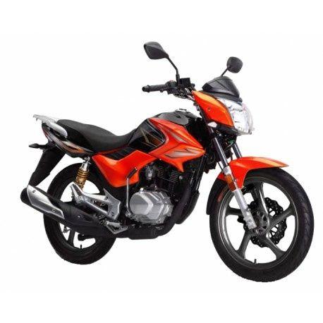 Мотоцикл GEON Pantera 202 CBF