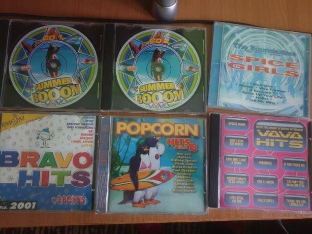 Płyty CD z Muzyką