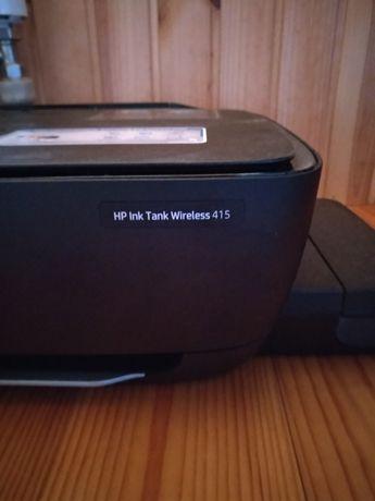 Принтер цветной hp ink tank wireless 415