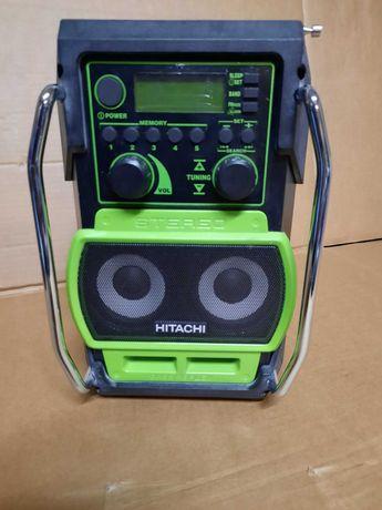 Radio budowlane HITACHI