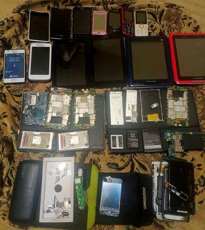 Запчасти для телефонов и планшетов