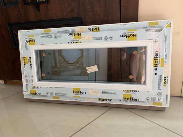 Окно металлопластиковое 800х400