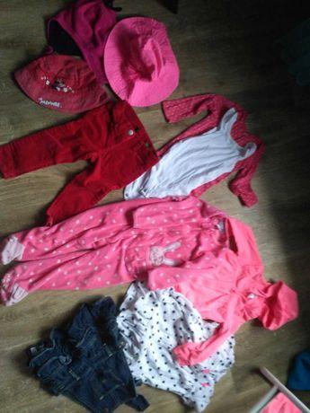 Пакет вещей для девочки 18 мес 1,5 года все бренды carters gap disney