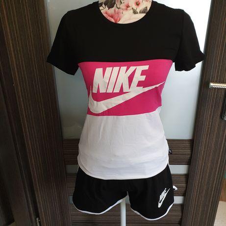 Komplet damski, sportowy, dres NIKE S M L XL super jakość premium