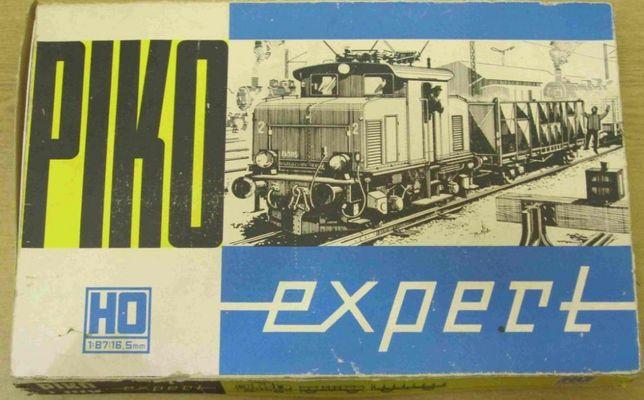 Zestaw nr2 Piko EXPERT H0 1/87 E 6905 plus trzy węglarki oraz tory !