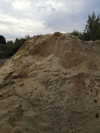 Piasek pod kostkę do piaskownic do betonu  z transportem