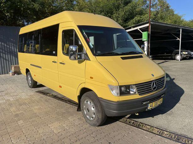Продам Mercedes Sprinter 312d ПАСС 18 мест