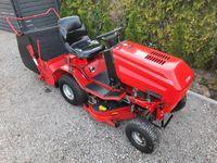 Traktorek Kosiarka Z Koszem i Zamiatarką Westwood Briggs 12.5 KM