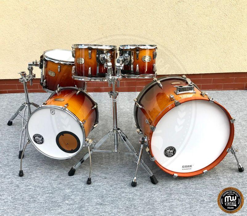 """Perkusja Pearl Session Custom 22"""", 10"""", 12"""", 14"""", BD 16"""" Wągrowiec - image 1"""