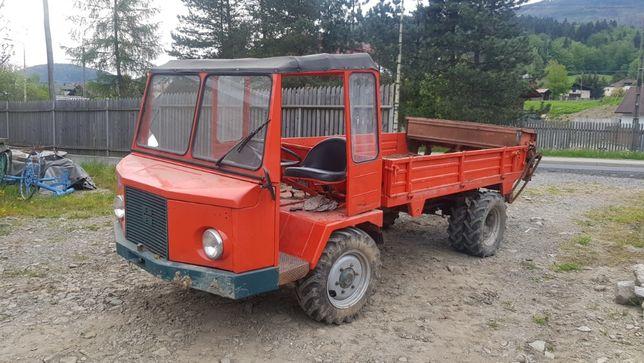 Pojazd Górski Reform Muli 40