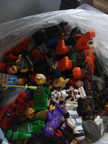 Большая коллекция Лего Ниндзяго и не только