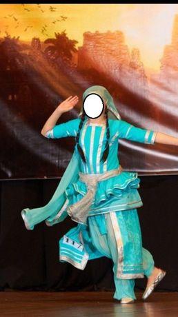 Костюм платье для восточных танцев. Хагала
