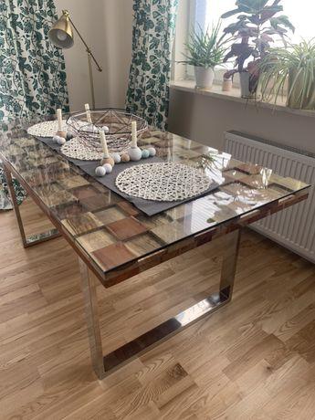 Stół do salonu nowoczesny industrialny piekny