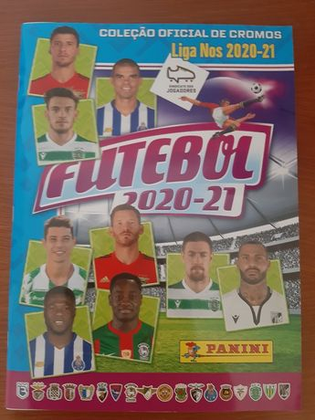 Cromo em avulso de futebol 2020/21