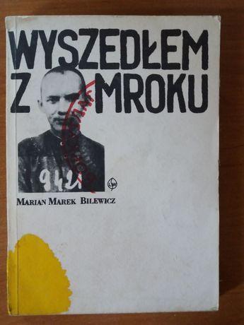 """Książka """"Wyszedłem z mroku"""""""