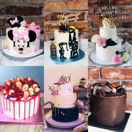Domowe ciasta, torty, bezy i inne słodkości