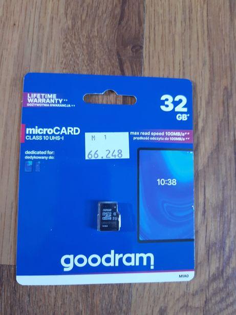 microcard 32 GB Goodram