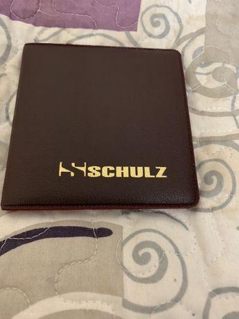 Альбом для монет Schulz 100/100мм