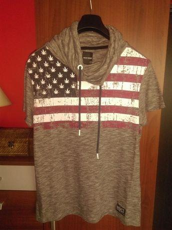 podkoszulka, koszulka, t-shirt męska stan idealny