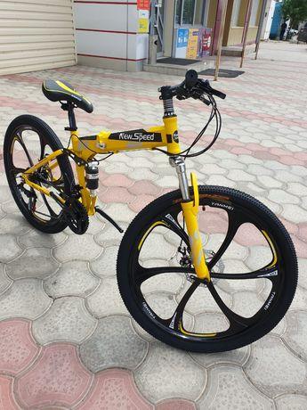Велосипед складной на рост 145-175, колесо 26 Хит продаж
