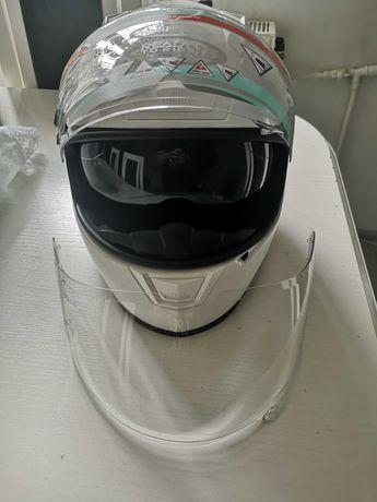 Kask motocyklowy rozmiar L