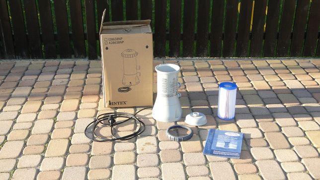 Pompa filtr basen  filtrująca Intex wydajna