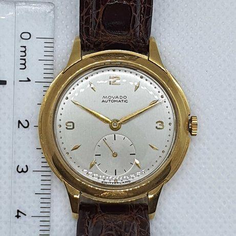 Relógio Movado ouro Cal. 115