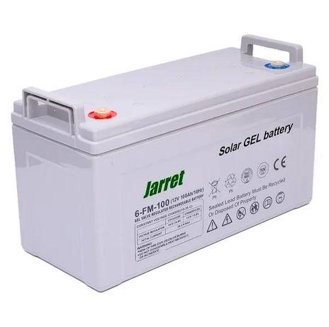 Аккумулятор гелевый Jarrett GEL Battery 100 Ah 12V, официальный