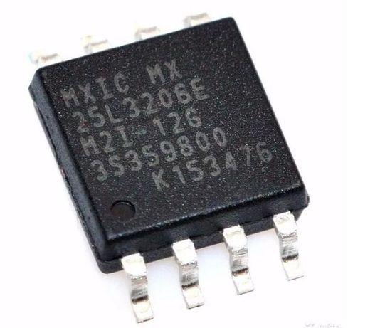 Микросхемы MX25L3206E для разлочки от киевстар роутеров WS319