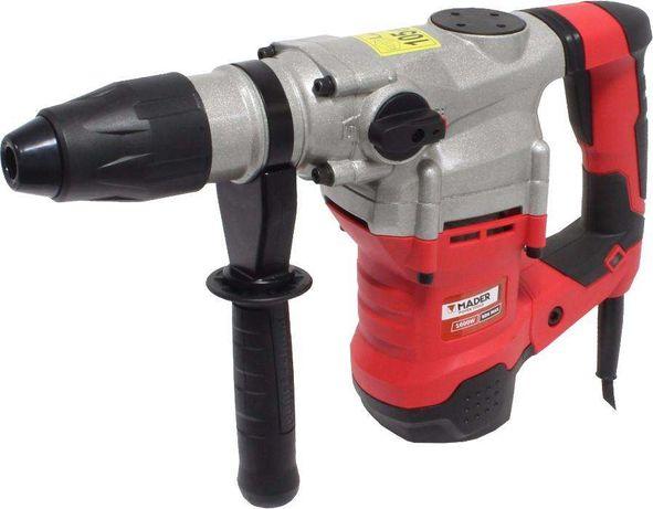 Martelo eléctrico perfurador demolidor SDS-MAX 1600W 9 Joules