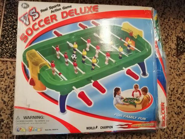 Детский футбол пластмасовый.