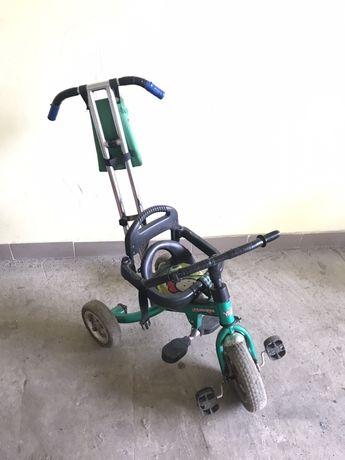 Дитячий трьохколесний велосипед