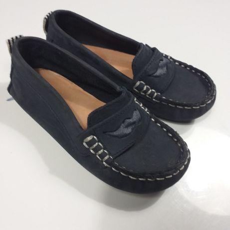 buty mokasyny Zara chłopięce r.23