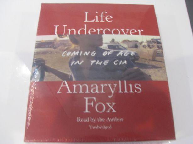 Nowy audiobook Life undercover Amaryllis Fox język angielski