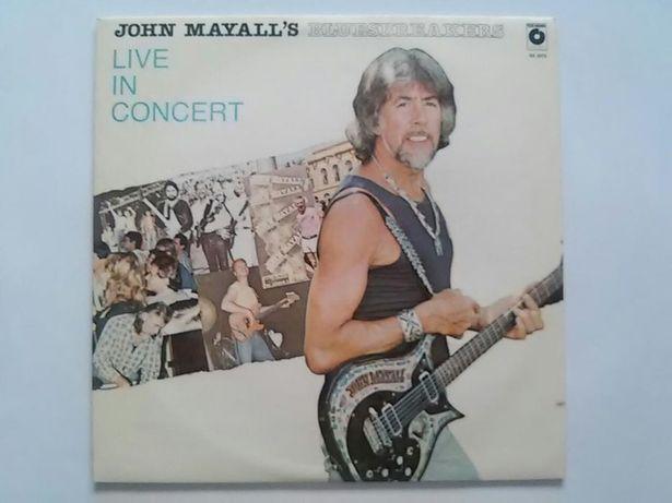 LP/ John Mayall's Bluesbreakers - Live In Concert (winyl)