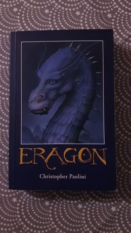 Książka Christopher Paolini Eragon