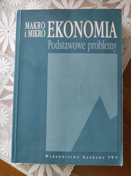 Makro i mikro ekonomia. Podstawowe problemy