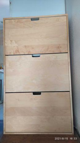 Sapateira Ikea para 18 pares de sapatos