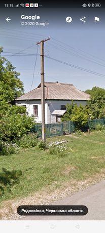 Продам будинок село Родниківка, Уманського району