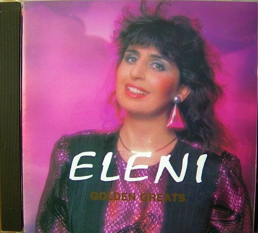Eleni - Golden Greats (Cd)
