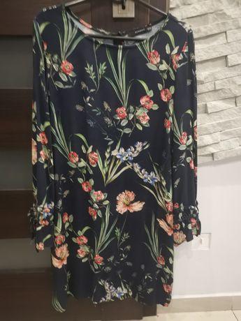 Sukienka Kwiaty M/L Śliczna