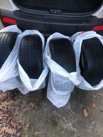 Шини зимові R 18 Bridgestone зимова резина