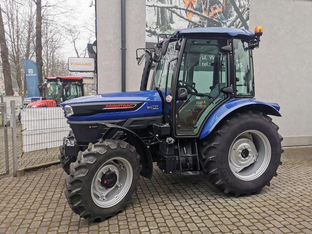 Farmtrac 6075NETS nowy ciągnik z kabiną, klima, 76KM bez DPF i Adblue